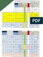 Matriz Identificacion de Peligros Mantenimiento Preventivo de ELEVADORES INTEGRAL S.a.S