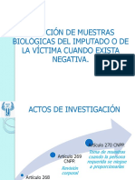 OBTENCIÓN DE MUESTRAS BIOLÓGICAS
