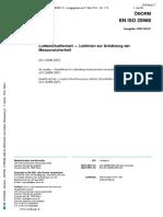 ISO20988 estimación de la incertidumbre para calidad de aire