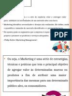 marketing na podologia
