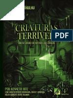 Rastro de Cthulhu - Criaturas Terríveis