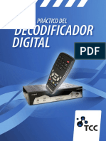 Manual Deco Digital Coship 5120 0