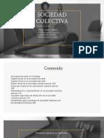 EXPOSICION SOCIEDAD COLECTIVA grupo 2