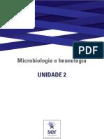Guia de Estudos da Unidade 2 - Microbiologia e Imunologia