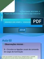 instalacoes eletricas FATEC 2018. AULA 02 pptx
