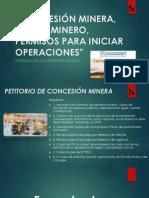 concesion minera