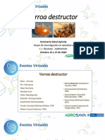 3. Varroa destructor