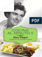 Cocina Al Minuto Ll