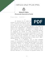 Dictamen Incidente Amparo Del GCBA - Amparo CSJN - 16 Abril de 2021 (1)