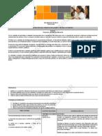 Programa Preliminar Mecanica automotriz 3º Sec. Técnica