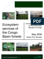 Ecosystem Sevices of the Congo Basin Forests (May 2007)