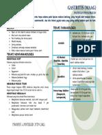 Panduan Pengobatan Gastritis