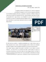 El Museo del Automóvil del Perú