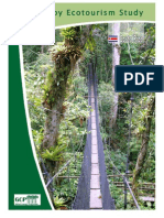 Evaluation of Canopy Tourism in Costa Rica