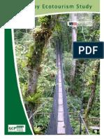 Evaluation of Canopy Tourism in Peninsular Malaysia and Sabah
