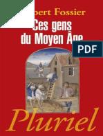 Ces Gens Du Moyen Âge ( PDFDrive )