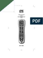 URC-9960 Manual