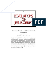 Section 14, The Revelations of Jesus Chrisgt