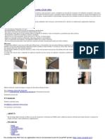 ESO » Isolamento térmico e acústico_ lã de rocha e lã de vidro