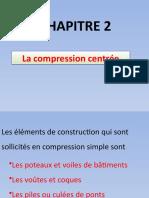 chapitre 1  la compression simple
