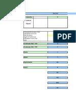 Perforación Direccional calculos fde