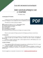 Répertoire Geopolitique Empire