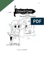 Chaos & Quest - Guia de Masmorras e Exploração