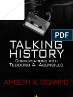 Talking History by Ambeth Ocampo-Sampler