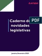 Caderno de novidades legislativas - Jan_Fev 2021_FINAL-1