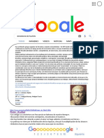 planilla biografia de google