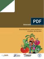 Educación en Nutrición. Guía