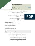 appréciation du controle interne selon le referentiel COSO