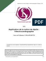3. Application de La Notion de Dipôle