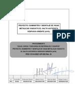PRO-1914-HSEC-OP-002 Rev. B Procedimiento de Izaje, Carga y Descarga de Materiales y Equipos