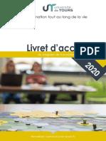 livret d'accueil 2020-2021