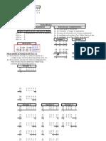 Resta y Multiplicacion Binaria, ejemplos