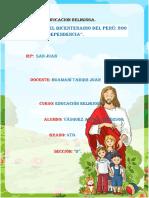 EDUCACION RELIGIOSA SEMANA 1 DEL 05_09 DE ABRIL