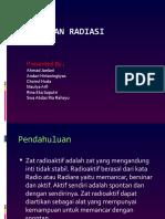 PPT KECELAKAAN RADIOBIOLOGI