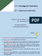TP1-2021 Programacion Matematica (Clase 1)