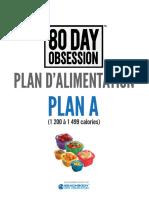 80do Eating Plan a Fr