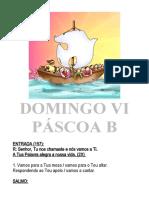 DOMINGO VI PÁSCOA