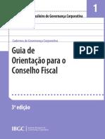 1 - Guia de Orientação para o Conselho Fiscal