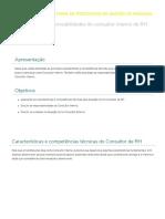 Aula 7 Perfil e responsabilidades do consultor interno de RH