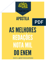 Apostila Redações Nota 1000(1)