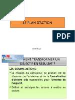 plan d'action et business plan
