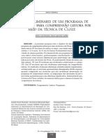 Artigo Científico- Neuropsicologia