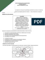 GUIA DE APRENDIZAJE 4- 10 FILOSOFIA 2021