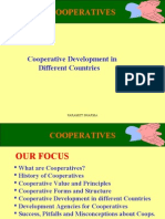 Cooperatives in different countries