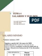 TEMA 4 SALARIOS Y SUELDOSt