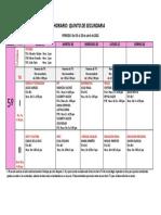 5.QUINTO-19 Al 23 de Abril